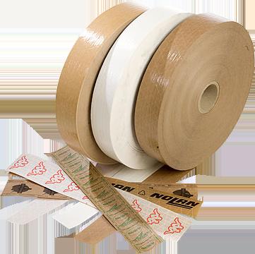 REINFORCED GUMMED PAPER