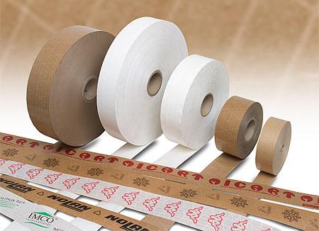 Carta gommata stampata